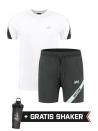 XXL Sportswear Malelions Pre-match Set - Antra/mint