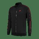 XXL Sportswear Iconic Jacket - black / red