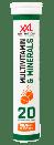 Multivitamin & Minerals - Bruistablet - 20 Bruistabletten - Orange