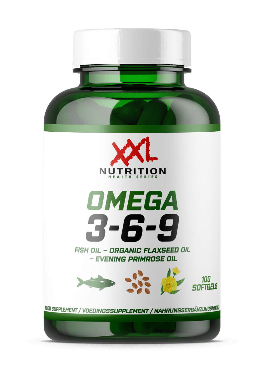 Omega 3 6 9 100 Softgels