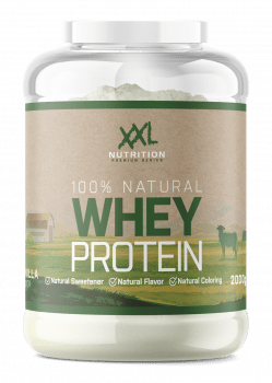 XXL Nutrition Natural Whey Protein