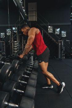 Gym Short - Black