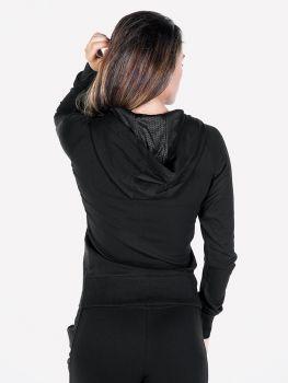 Miysis Jacket + Jogger - Black