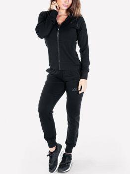 XXL Sportswear Miysis Jacket + Jogger - Black