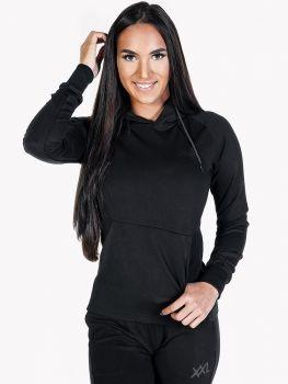 XXL Sportswear Miysis Hoodie + Jogger - Black