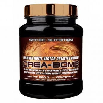 Scitec Crea-Bomb-660 gram-Passion Fruit