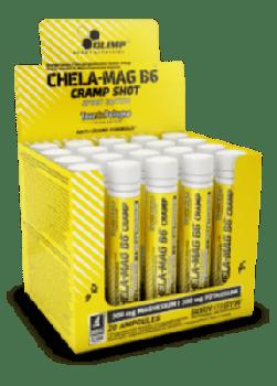 Olimp Chela-Mag B6 Cramp Shot Sport Edition