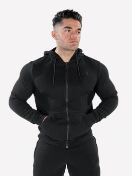 XXL Sportswear Men's Essential Jacket - Black