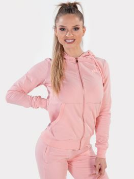 XXL Sportswear Women's Essential Jacket - Powder Pink