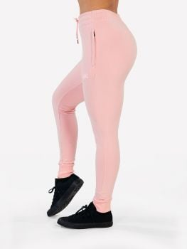 XXL Sportswear Women's Essential Jogger - Powder Pink