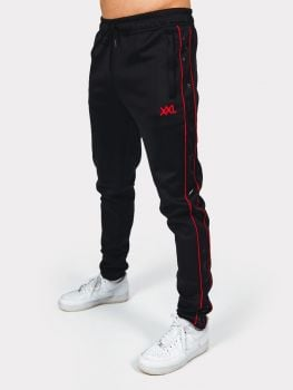 XXL Sportswear Iconic Pants - Black Red