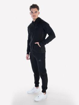 XXL Sportswear Mehit Hoodie & Jogger - Black