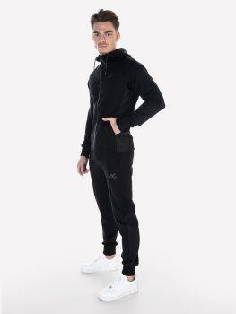 XXL Sportswear Mehit Jacket & Jogger - Black