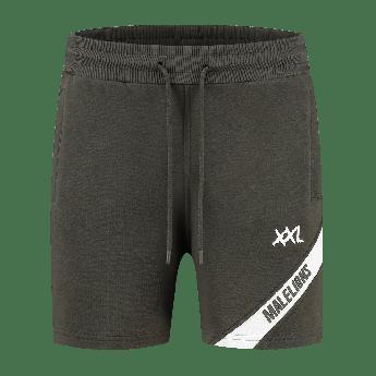 XXL Sportswear Malelions Pre-match short - Army white