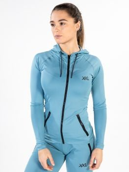 XXL Sportswear Sleek Jacket - Adriatic Blue
