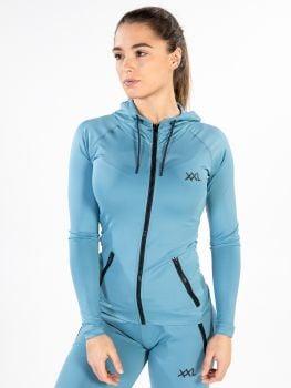 XXL Sportswear Sleek Jacket - Adriatic Blue