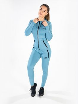 XXL Sportswear Sleek Suit - Adriatic Blue