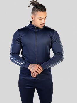 XXL Sportswear Track Jacket - Navy Blue