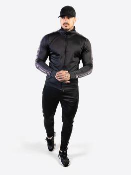 XXL Sportswear Track Suit - Black