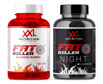 XXL Nutrition 24 Hour Fat Killer Stack