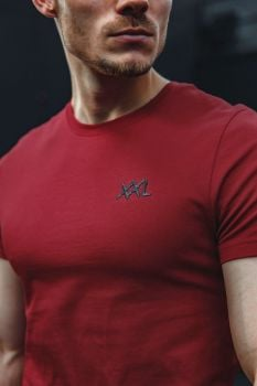 Flex T-shirt - Maroon