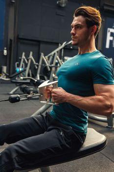 Flex T-Shirt - Petrol