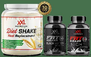 XXL Nutrition 30 Day Diet Advanced Pack