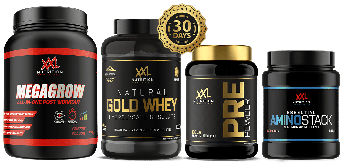 XXL Nutrition 30 Day Muscle Advanced Pack