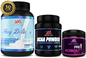 XXL Nutrition 30 Day Fitgirl Starter Pack