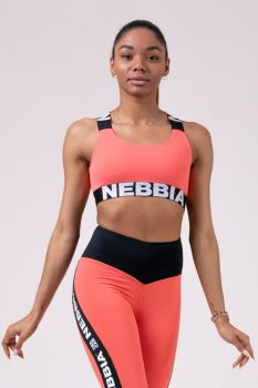Power Your Hero Iconic Sports Bra 535