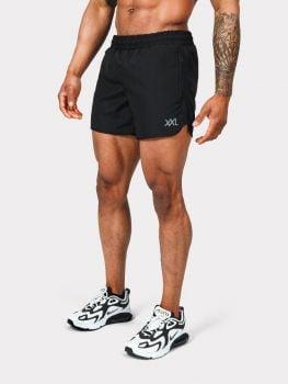 XXL Sportswear gym short - Black