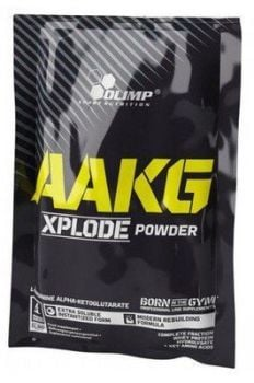 AAKG Xplode Powder - Zakje 150 gram - Orange