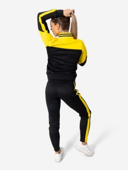 Active Trainingsanzug - Black/Yellow