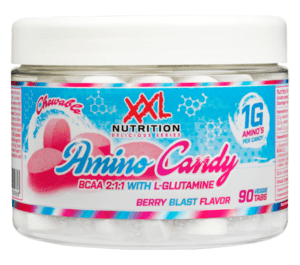 Amino Candy - 90 chewables - Berry Blast