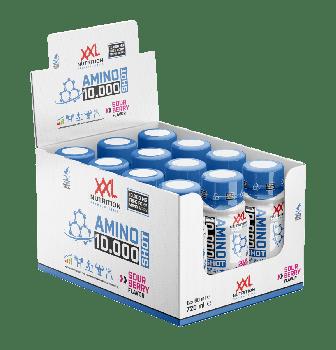 XXL Nutrition Amino 10.000 Shot Sour Berry