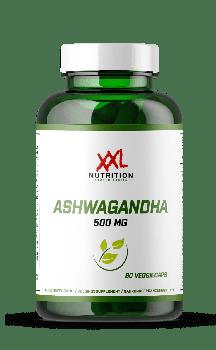 Ashwagandha 500mg - 60 veggiecaps