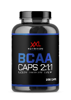 XXL Nutrition BCAA Caps