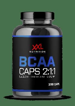 XXL Nutrition BCAA Caps