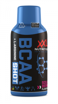 XXL Nutrition BCAA shot
