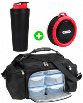 Fitness Thermal Meal Bag SPECIAL DEAL - Gro