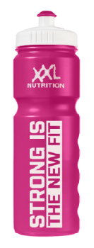 XXL Nutrition Bidon Strong Is The New Fit Pink