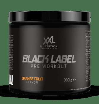 Black Label - Pre Workout