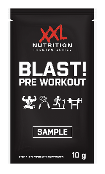 Blast! Pre Workout Sample 10 gram