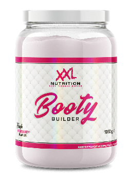 Booty Builder - 1050 gram - Fresh Raspberry