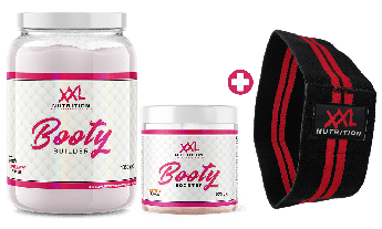 30 Day Booty Stack - 30 Day Pack + Booty Trainer