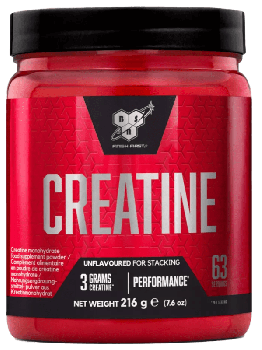 BSN Creatine DNA-60 doseringen