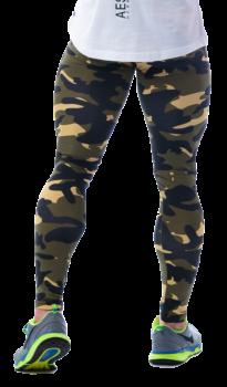 Camo Legging 115