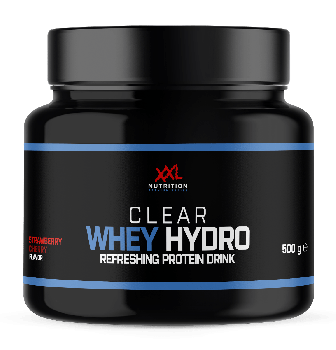 Clear Whey Hydro - Strawberry Cherry - 500 gram
