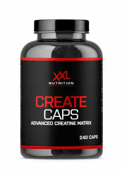 XXL Nutrition Create Caps 240 caps