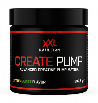 XXL Nutrition Create Pump